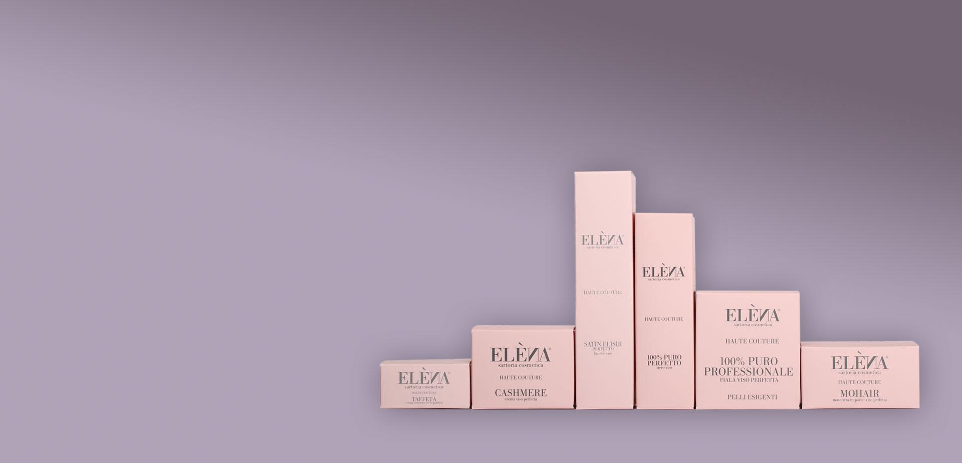 Elena Sartoria Cosmetica - Haute Couture