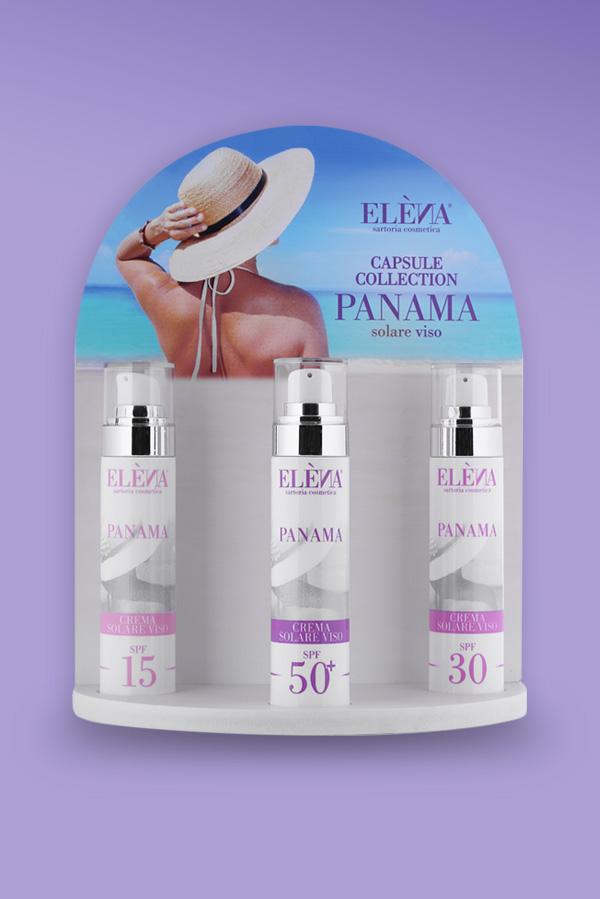 Elena Sartoria Cosmetica - Solari Viso Panama